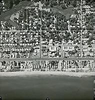 "1988 October 10..Conservation.East Ocean View..Ocean View Avenue.1""=300'..Frame #  1 10.NEG#.NRHA#.Order #80-16461-01."