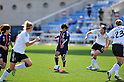 Shinobu Ohno (JPN), MARCH 7, 2012 - Football / Soccer : The Algarve Women's Football Cup 2012, match between Germany 4-3Japan in Estadio Algarve in Faro, Portugal. (Photo by Atsushi Tomura/AFLO SPORT) [1035]