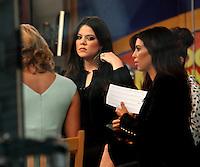 Kim Kardashian en Good Morning America2012