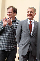 Quentin Tarantino, Christoph Waltz<br />