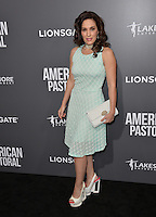 BEVERLY HILLS, CA. October 13, 2016: Christina DeRosa  at the Los Angeles premiere of &quot;American Pastoral&quot; at The Academy's Samuel Goldwyn Theatre.<br /> Picture: Paul Smith/Featureflash/SilverHub 0208 004 5359/ 07711 972644 Editors@silverhubmedia.com