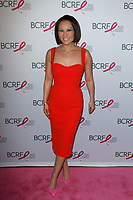 """Alina Cho attends The Breast Cancer Research Foundation """"Super Nova"""" Hot Pink Party on May 12, 2017 at the Park Avenue Armory in New York City."""