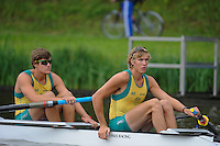 Amsterdam, NETHERLANDS, GBR BM4+,  2011 FISA U23 World Rowing Championships, Thursday, 21/07/2011 [Mandatory credit:  Intersport Images]