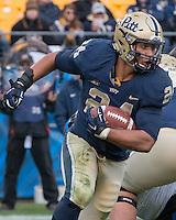 Duke Blue devils @ Pitt Panthers 11-1-14