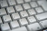 Apple iMac G5 computer keyboard