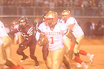 Lafayette High vs. New Albany in high school playoff action in New Albany, Miss. on Friday, November 19, 2010. Lafayette High won 35-0.
