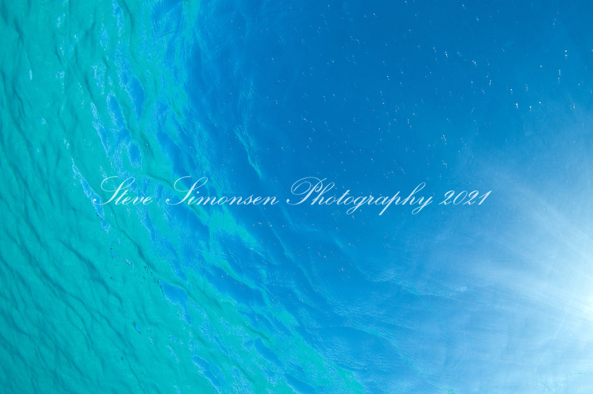 Clear turquoise Caribbean water<br /> Trunk Bay<br /> U.S. Virgin Islands
