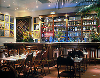 Mezzoluna, Restaurant, Interior, Brentwood, CA, Commercial, decor,