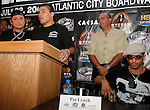 July 19, 2006 - Carlos Baldomir vs Arturo Gatti Final Presser - City Bistro, Hoboken, NJ
