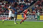 Con dos goles de Ernesto Farías y uno de Ayron del Valle, Améria de Cali venció 3-1 al Dépor FC por la fecha 11 de vuelta del Torneo de Ascenso Colombiano 2015.