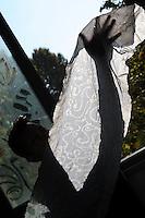 IIstituto Statale d'Arte e Liceo Artistico Roma 2.Esercitazione didattica degli studenti della sezione di serigrafia.<br /> State Institute of Art and Art School Roma. Tutorial teaching of students in the section of silk-screen printing.