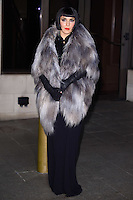 Noomi Rapace at the 2017 EE British Academy Film Awards (BAFTA) After-Party held at the Grosvenor House Hotel, London, UK. <br /> 12 February  2017<br /> Picture: Steve Vas/Featureflash/SilverHub 0208 004 5359 sales@silverhubmedia.com