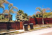 Rudolph Schindler: El Pueblo Ribera Apartments, La Jolla. 1923. Photo '97.