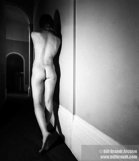 Nude, London, 1979, August