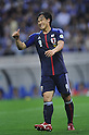 Shinji Okazaki (JPN),.JUNE 3, 2012 - Football / Soccer :.Shinji Okazaki of Japan gives the thumbs up during the 2014 FIFA World Cup Asian Qualifiers Final round Group B match between Japan 3-0 Oman at Saitama Stadium 2002 in Saitama, Japan. (Photo by Takahisa Hirano/AFLO)