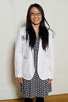 White Coat Ceremony, class of 2015. Nancy Tran.