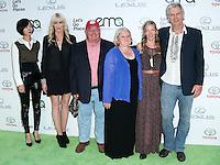 BURBANK, CA, USA - OCTOBER 18: Daryl Hannah arrives at the 2014 Environmental Media Awards held at Warner Bros. Studios on October 18, 2014 in Burbank, California, United States. (Photo by Xavier Collin/Celebrity Monitor)
