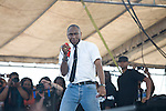 Mos Def of Black Star Performs at the 8th Annual Rock The Bells Held on Governors Island, NY 9/3/11