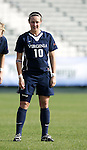 Virginia's Sarah Huffman on Sunday, November 6th, 2005 at SAS Stadium in Cary, North Carolina. The University of North Carolina Tarheels defeated the Virginia Cavaliers 4-1 in the Championship Game of the Atlantic Coast Conference Women's Soccer Tournament.