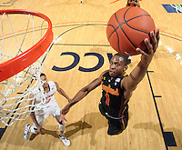 20110127 Maryland Terripans Virginia Cavaliers NCAA men's basketball ACC