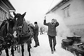 Chelinia, Maramures<br /> Romania<br /> January 2,1992