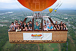 20101119 NOVEMBER 19 Cairns Hot Air Ballooning