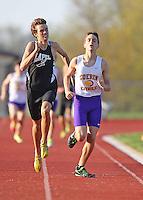 Track vs. Lapel  4-30-13