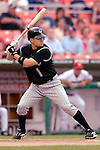 14 June 2006: Jamey Carroll, second baseman for the Colorado Rockies, in action against the Washington Nationals in Washington, DC. The Rockies defeated the Nationals 14-8 in front of 24,273 fans at RFK Stadium...Mandatory Photo Credit: Ed Wolfstein Photo..