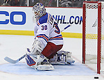 November 5, 2010: New York Rangers at New Jersey Devils