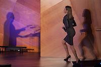 Queen Letizia attends Cancer symposium