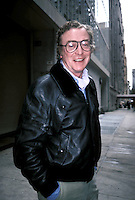 MICHAEL CAINE By Jonathan Green<br /> NYC 1986
