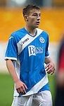 St Johnstone FC U20&rsquo;s Season 2016-17<br />Jamie Docherty<br />Picture by Graeme Hart.<br />Copyright Perthshire Picture Agency<br />Tel: 01738 623350  Mobile: 07990 594431