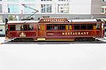 Streetcars are a popular form of transport around downtown Melbourne, Australia. Nov. 23, 2012.