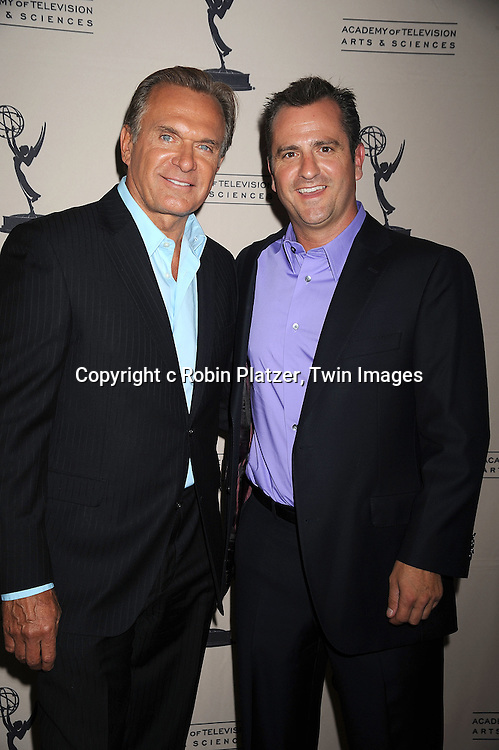 "Dr Andrew Ordon and Dr Jim Sears of "" The Doctors"""
