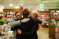 Francis Boulle's book launch party