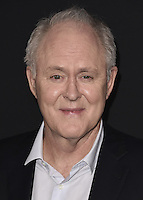 "HOLLYWOOD, CA - OCTOBER 10:  John Lithgow at the Los Angeles world premiere of ""The Accountant"" at TCL Chinese Theater on October 10, 2016 in Hollywood, California. Credit: mpi991/MediaPunch"