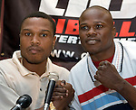 July 6, 2006 - Ike Quartey vs Vernon Forrest Presser - New York, NY