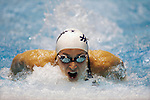 Ariana Kukors swims the butterfly leg of the Women's 200 Yard IM event at the AT & T Short Course National Championships in Federal Way, WA., on.Thursday, Dec. 3, 2009. Kukors posted a winning time of 1:55.40. JIm Bryant Photo. 2009. All Rights Reserved....