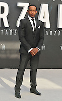Osy Ikhile at the &quot;The Legend of Tarzan&quot; European film premiere, Odeon Leicester Square, Leicester Square, London, England, UK, on Tuesday 05 July 2016.<br /> CAP/CAN<br /> &copy;Can Nguyen/Capital Pictures /MediaPunch ***NORTH AND SOUTH AMERICAS ONLY***