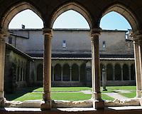 Cloisters, Saint-Emilion
