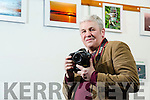 Jack Fahy, Launches his photography exhibition on  Landscapes and wildlife at Kerry Library Tralee on Tuesday and runs until 30th January 2017