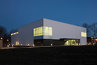 Cranfield University Sports Hall