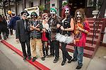 Jackson Lion's Halloween 2012