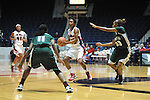 Ole Miss Lady Rebels' Amber Singletary (20) vs. Mississippi Valley State at the C.M. &quot;Tad&quot; Smith Coliseum in Oxford, Miss. on Tuesday, November 27, 2012.