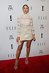 Former Miss Universe 2012, Model, Actress Olivia Culpo Attends E!, ELLE & IMG KICK-OFF NYFW: THE SHOWS WITH EXCLUSIVE CELEBRATION HELD AT SANTINA IN THE MEAT PACKING DISTRICT