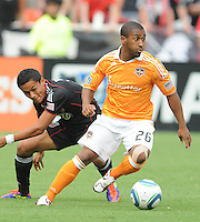 DC United vs Houston Dynamo June 25 2011