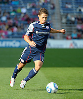 Chicago Fire vs New England Revolution September 25 2011
