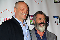 BEVERLY HILLS, CA - OCTOBER 21: Vince Vaughn, Mel Gibson at the World Poker Tournament's Four Kings And An Ace Charity Event at Citizen in Beverly Hills, California on October 21, 2016. Credit: David Edwards/MediaPunch