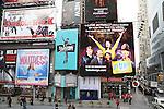 'In Transit' - Times Square Billboard