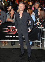 Brian Tyler at the Los Angeles premiere for &quot;XXX: Return of Xander Cage&quot; at the TCL Chinese Theatre, Hollywood. Los Angeles, USA 19th January  2017<br /> Picture: Paul Smith/Featureflash/SilverHub 0208 004 5359 sales@silverhubmedia.com